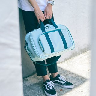 TRAVO 1.5 - TRAVEL LAPTOP BACKPACK - Angel Blue