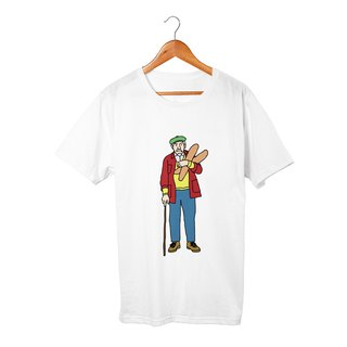 Old man #1 T-shirt