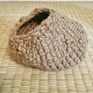 Exclusive Order - Hand woven hemp rope soft ware: nest