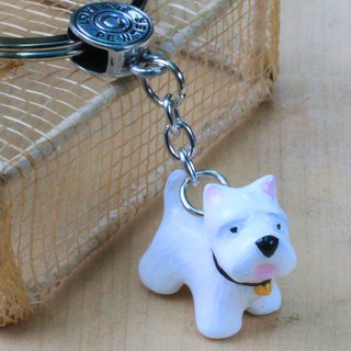 Chiang Mai LOYFAR Enamel Seiko ‧ Dog to the rich ‧ to flourish ‧ Maltese
