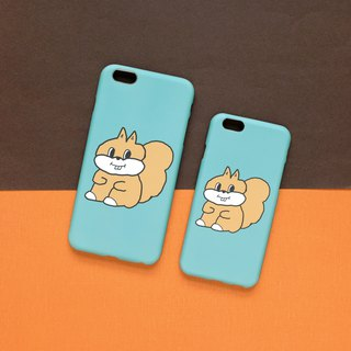 Little squirrel iphone phone case