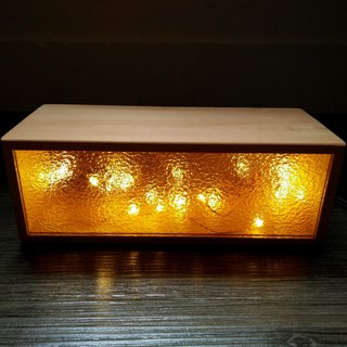 Taiwan Elm atmosphere lamp holder
