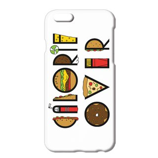 iPhone case / Calorie over taypo