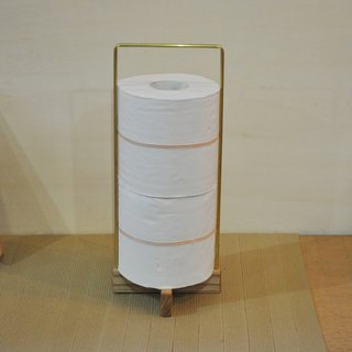 Simple toilet paper stand