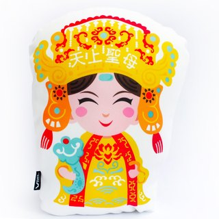 MARK TAIWAN Mai Mai Festival - Heavenly Madonna / Mazu Pillow