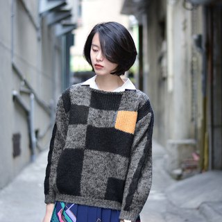 Cheese | vintage sweater