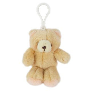 3.5吋/FF bear key ring【Hallmark-ForeverFriends fluff-key ring series】