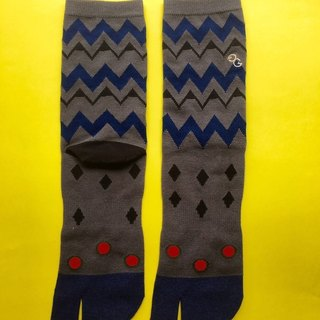 GillianSun Socks Collection 【NEW TWO TOE SOCKS】 TABI_GN1805_MEN