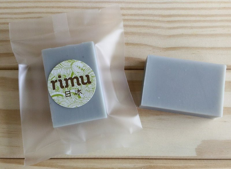 Travel small soap - classic pure Marseille milk / travel / experience / sketch