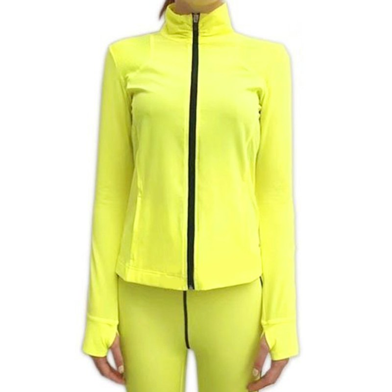 Breathing Shoulder Functional Jacket - Yellow