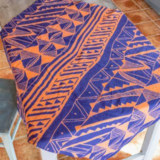 Pre-ordered African totem tablecloth/cloth (three colors) IDSP82B1
