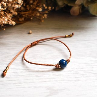 LIULIUYA 【Blue Moon】 surfing rope bracelet