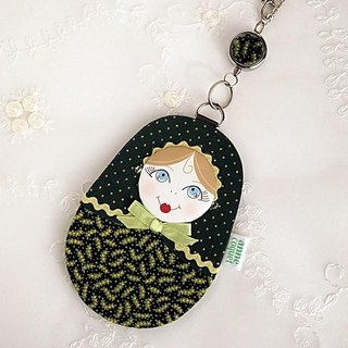 Matryoshka path Case Mimosa (MP-092)