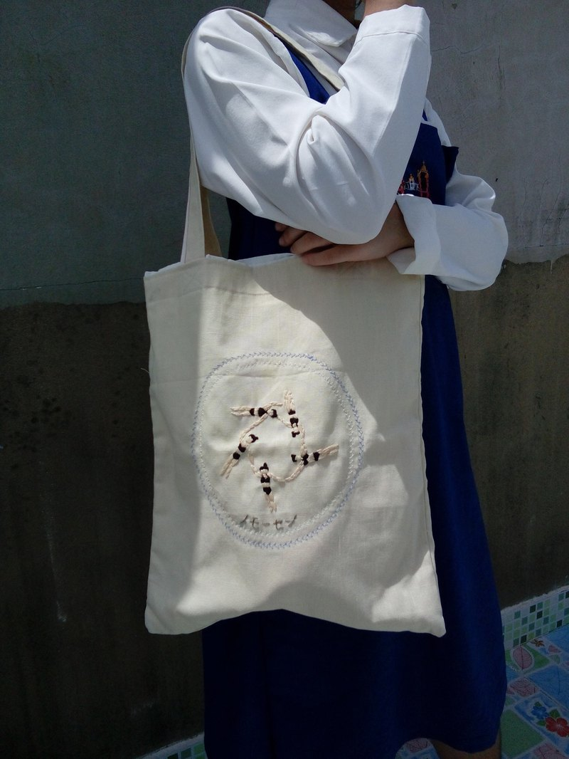 ๏ Synchronized swimming tote bag ๏