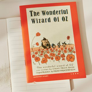 7321 Design Dorothy Project Portable Notebook - Wizard of Oz, 73D73785