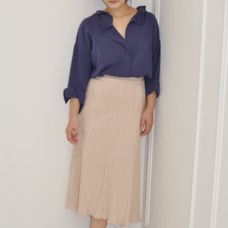 Flat 135 X Taiwan designer series knit knee straight pencil skirt elegant knit skirt