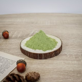 【Jishu walk - small toot tea powder】 Japanese hand steamed green tea powder