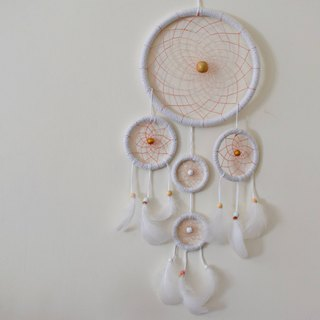 Dream Catcher // Decoration // Sakura