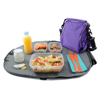 Rolleat Lunch Bag (Premium Purple)