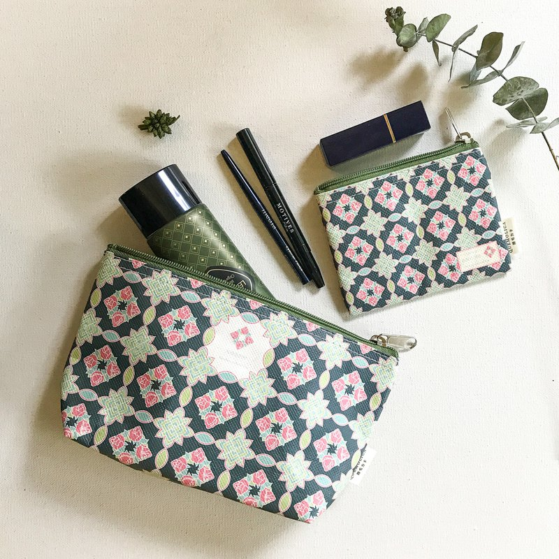 Cosmetic Bag ∣ The Rosy-colored You