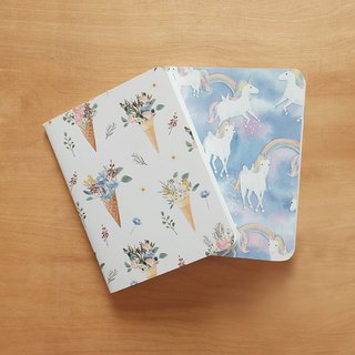 Small Notebooks set of 2