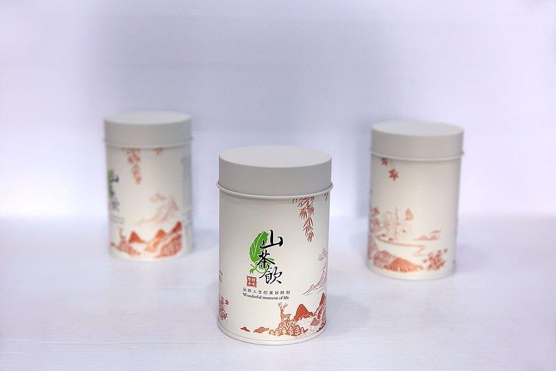 山茶飲 - 大禹嶺霜冷茶  單包 / 75g 烏龍茶