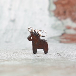 Wooden Charm Series Horse Charm Gifts Customized