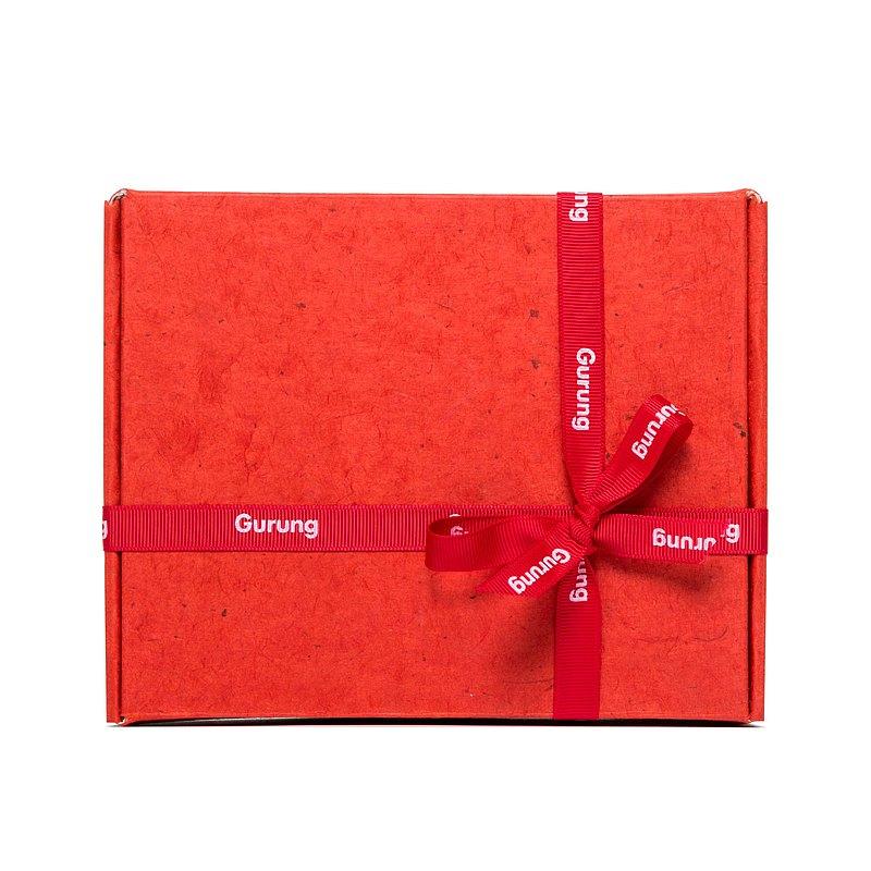 一個溫暖人心的禮物 喜馬拉雅手工紙禮盒
