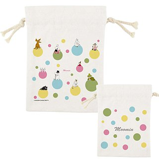 Moomin Moomin authorization - Drawstring (in): [Moomin]