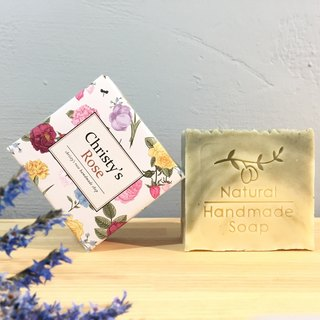 Natural Garden Cold Handmade Soap Normal/Dry Skin Apply