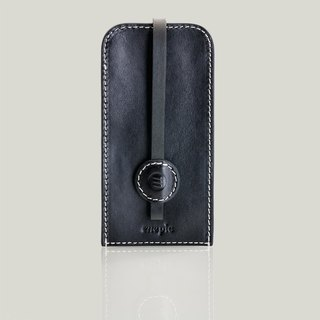 Negroni - Leather Key Holder - Black
