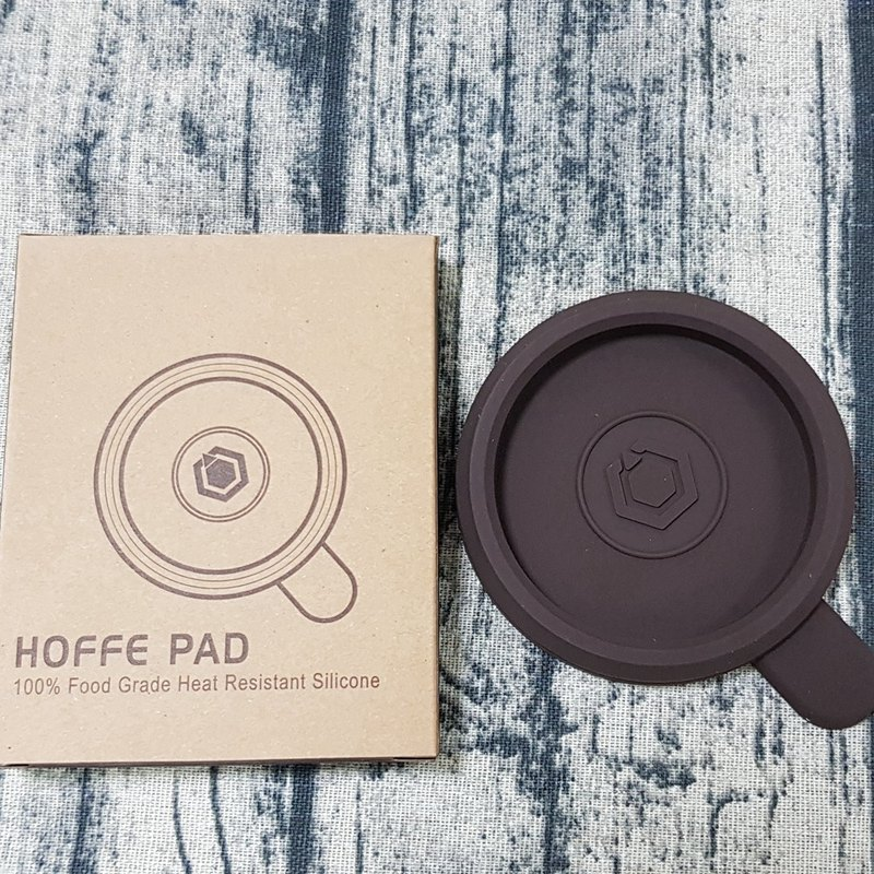 Plus purchase of goods -HOFFE ONE coffee machine exclusive heat-resistant silicone coaster