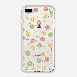 Japanese Painting【Bells】Crystals Phone Case