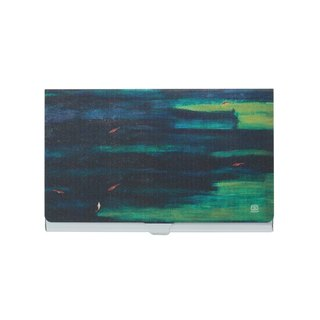 Business card case - Changyu fish