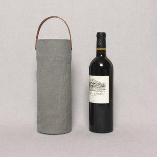Kettle bag beverage bag mug bag wine bag - mud gray / portable