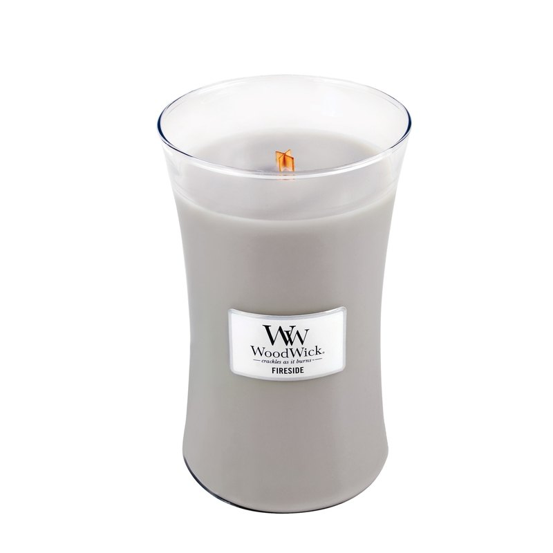 【VIVAWANG】 WW22oz Perfume Cup Wax (fireplace glimmer) perfect balance, warm mood, soothe the heart