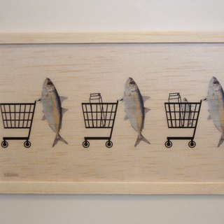 shopping fish