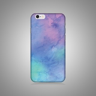 """Shell"" series - blue, green and purple gradient original phone shell / protective sleeve (hard shell) iPhone / Samsung / HTC / Sony / LG"