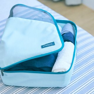 TRAVO 1.5 CLOTHING PACKING BAG - Angel Blue