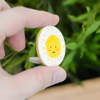 "a smiley sunny with quote ""You are my Sunshine"" for home decoration"