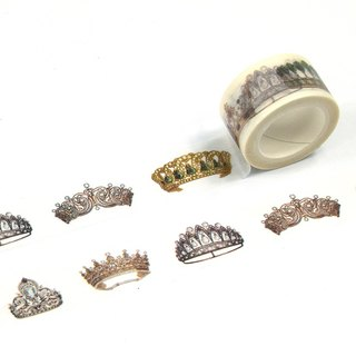 Hong Kong Masking Tape - Crown (S2016-017)
