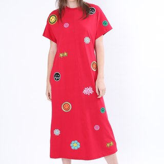 ZIZTAR Smile In Your Way Dress