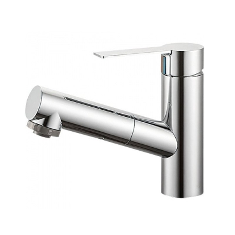 Column basin mixer