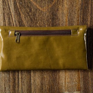 Macaron colored Wallet-Bronze