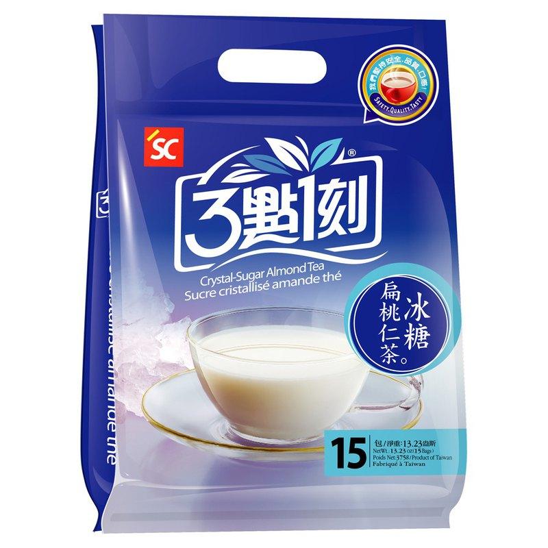 【3點1刻】冰糖扁核仁茶 15入/袋