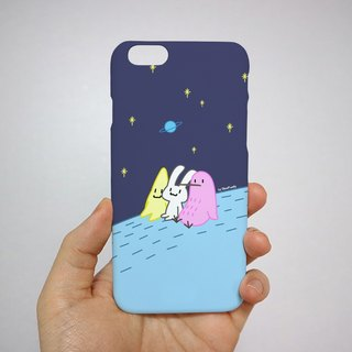 Kiwi Cute PhoneCase ( ver. dark blue )