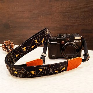 Skillful cat x city cat travel Polaroid monocular camera strap cat dog law fighting VIP animal