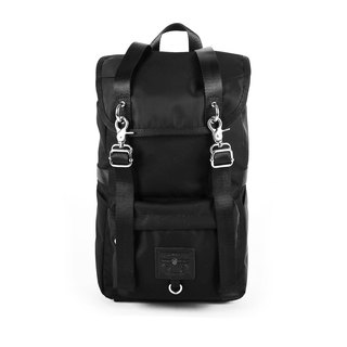 RITE City Series - Jun Dai bag (M) - Nylon black