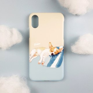 Sleepy Chihuahua (iPhone.Samsung Samsung, HTC, Sony. Asus Case Cover)
