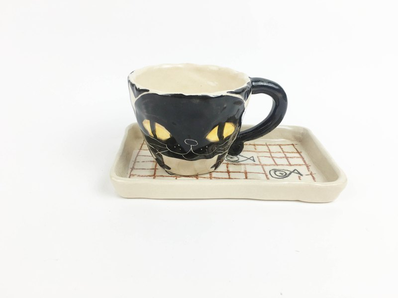 Nice Little Clay Manual Cup Set_大黑猫0135-07